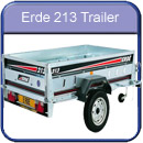 Accessories for Erde 213 Trailer