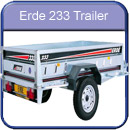 Accessories for Erde 233 Trailer