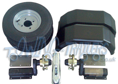 550kg Trailer Kit (8