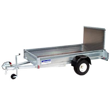 Indespension SE750 goods trailer