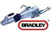 Bradley Doublelock HU3-2000 Delta 2000kg braked coupling / hitch with autohead