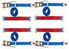 Ratchet Strap 3.2m x 50mm 3000 kg Recovery Set