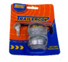 Universal insertable coupling lock to suit Erde 143 trailer