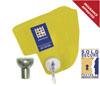 Heavy duty Insurance approved Box lock for AvonrideTrailer coupling