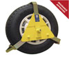 Stronghold Insurance approved  Wheel clamp for 8-10