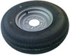 Replacement / Spare wheel for Erde 142 trailer