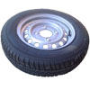 Replacement / Spare wheel for Erde 163 trailer